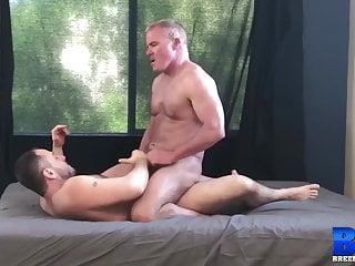 BREEDMERAW Mature Dale Savage Barebacked By Marc Giocomo