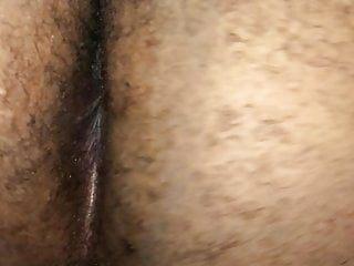 Showing virgin hole ( little fart at the end was a mistake)