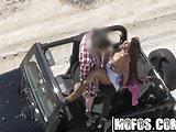 Mofos - Drone Hunter - Mercedes Carrera - Road Head