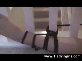 Tied Gagged And Retrained To Orgasm