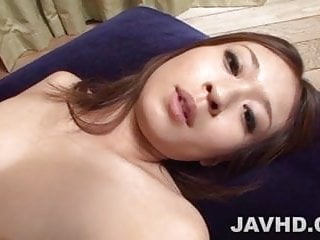 Risa Misaki is amazing during strong porn scenes