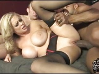 Cuckold's slutwife Katie Kox love creampies from black cocks