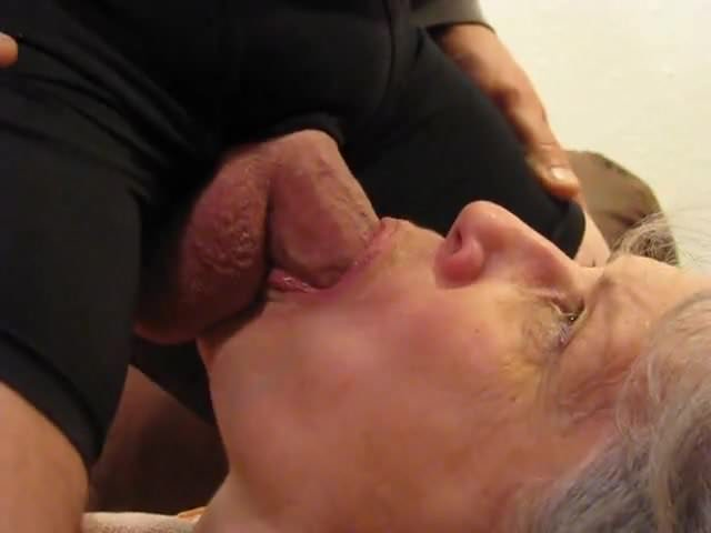 Handjob Blowjob Granny S