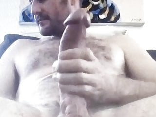 Monster cock edges huge hung horse dick...