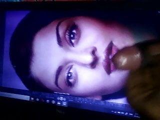 Aishwarya Rai  face hot cum moaning #2
