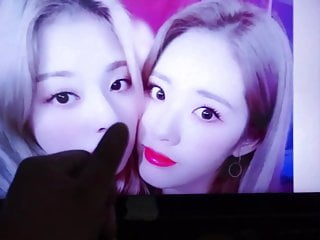 Fromis 9 – Nakyung and Jiwon – cum tribute 2