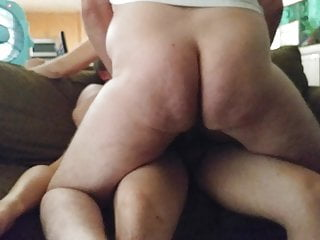 MRBIGONEZ and HUBBY Double Penetrate the COWGIRL HOTWIFE
