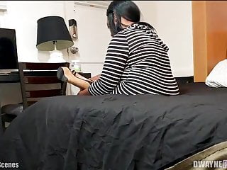 BBW Getting Long Strokes BTS