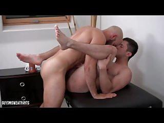 Hot massage...