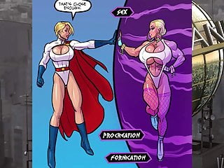Porn Music Television: The Powergirl