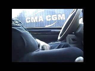 Horny Car Drive - Im Auto geil geworden