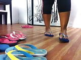 For the Flip-Flop and Foot Lovers...