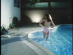 Terry Congie - Sexy Topless Girl: Shadows Run Black