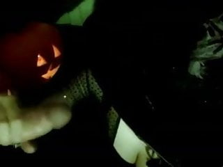 Halloween Handjob