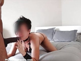 She ever sucked...