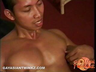 Vu beating his meat...
