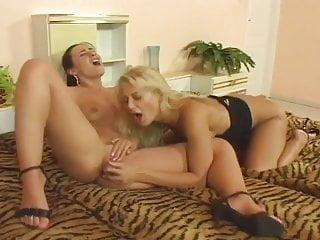 Lesbian girls 69...