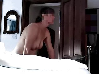 The Adult Video Experience Presents Wife Getting Undressed for Bed