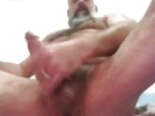 Hot real bear man wank...