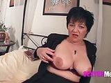 Oma Petra beim Home Casting