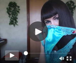 Hairy Webcam Model Dancebella Removes Her Panties