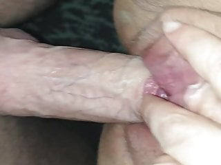 Huge clit