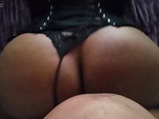 Paki solong booty ebony...