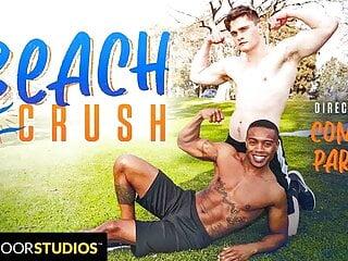 Jay Tee Teaches Crush Sexy Yoga Positions – NextDoorStudios