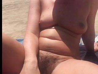 Nudist my hairy pussy...