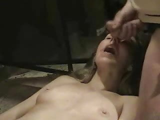 Hairy Amateur Mature Milf Double Facial Mouth Cumshot