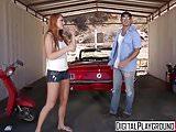 XXX Porn video - Engine Trouble