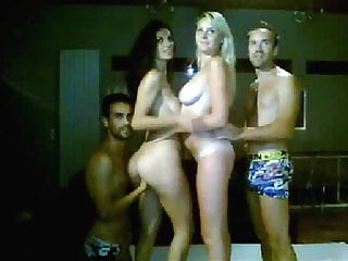 swapping foursome swinger Amazig amateur