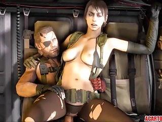 Metal gear porn