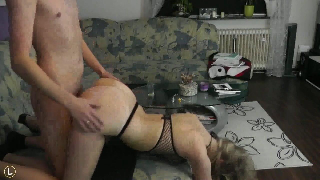 Blonde Milf Car Masturbation