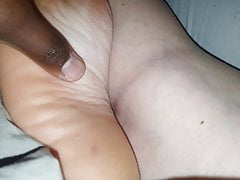 Wrinkled arched soles