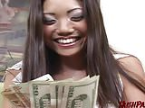 Housewife Kaiya needs cash, to get her man a birthday gift!
