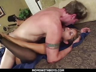 Younger Mature Gia Jordan In Hot Undies Anal Fucked