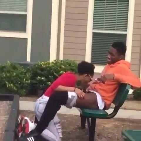 Big Tit Ebony Lesbian Strapon