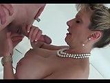 Mature Lady Wanking Cocks