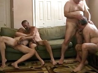 Gay group session