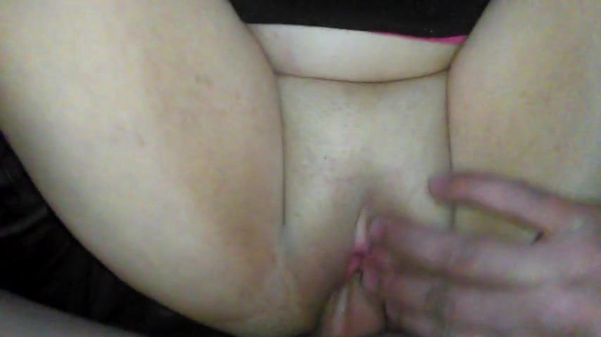 Fuckin that wet shaved pussy