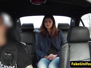 Pickedup babe pov fucked out of doors by way of grimy cop