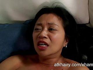 Asian Lucky viene scopata