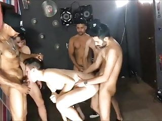 Gay russian roulette sex...
