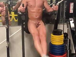 Gym boner...