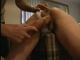 huge amateur pussy getting toyed and stretched