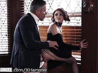 Goth masturbating in detention is...