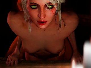 Ciri witcher porn...