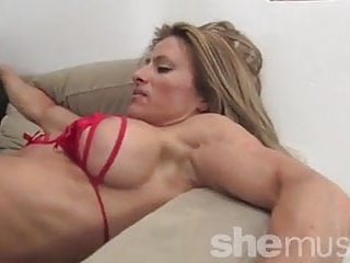 Ripped maria g whips some dudes ass...