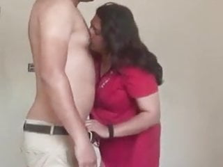 Desi maid blowjob 1